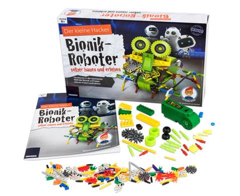 Der kleine Hacker Bionik Roboter