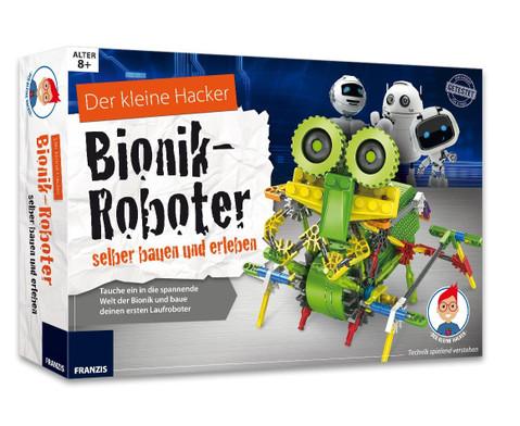 Der kleine Hacker Bionik Roboter-2