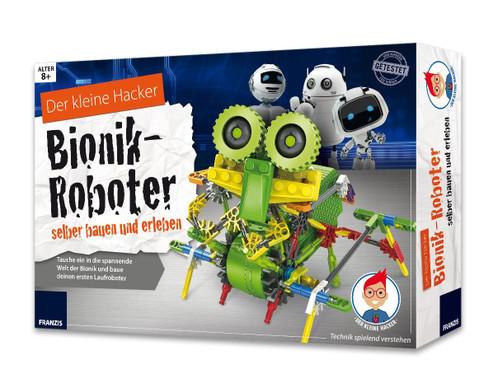 Der kleine Hacker Bionik Roboter-3
