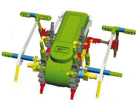 Der kleine Hacker Bionik Roboter-5