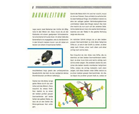 Der kleine Hacker Bionik Roboter-8