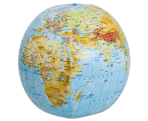 Diercke-Globus aufblasbar