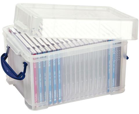 Aufbewahrungsbox 3 l fuer CDs  DVDs-3