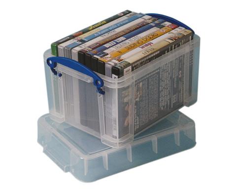 Aufbewahrungsbox 3 l fuer CDs  DVDs-1