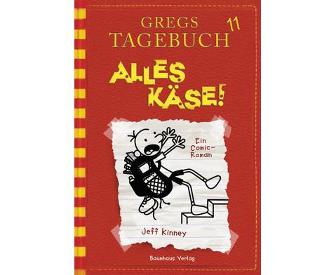 Gregs Tagebuch 11 - Alles Kaese-1