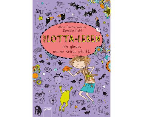 Mein Lotta-Leben Baende 1-5 Schmuckausgabe im Schuber-5