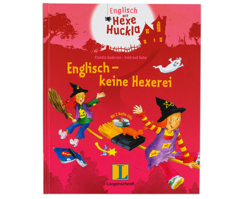 Englisch - keine Hexerei Englisch mit Hexe Huckla-1
