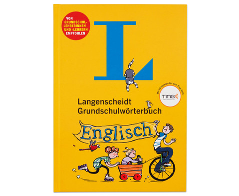 Langenscheidt Grundschulwoerterbuch Englisch-1