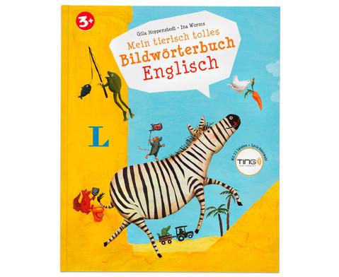 Mein tierisch tolles Bilderwoerterbuch Englisch-1