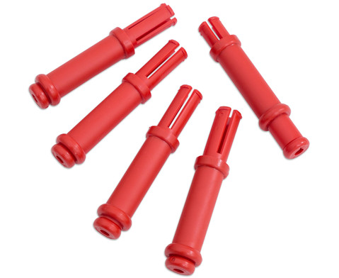 Kreidehalter rot  5er Set-1