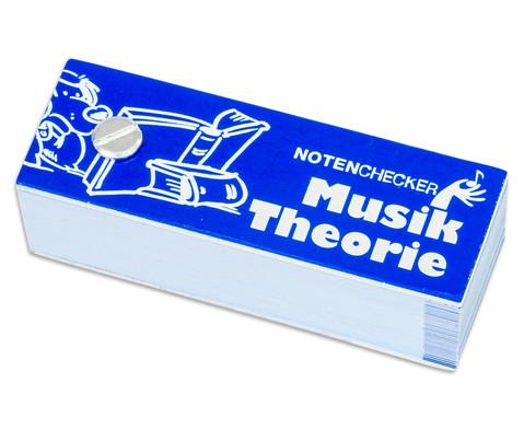 Notenchecker Musiktheorie-1