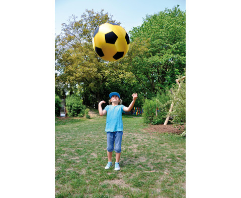 XXL Fussball aufblasbar-2