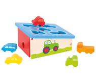 Sortierbox Fahrzeuge