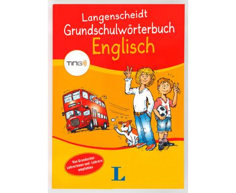 Langenscheidt Grundschulwoerterbuch Englisch