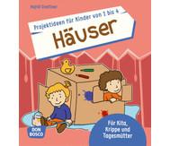 Projektideen für Kinder von 1 bis 4: Häuser