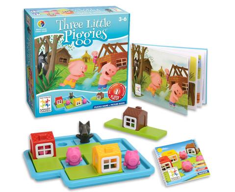 Die 3 kleinen Schweinchen-1