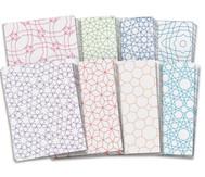 Mosaikpapier,  24 Stück
