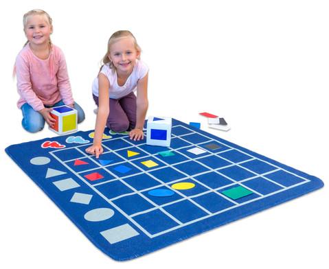 Spielteppich  Formen sortieren-2