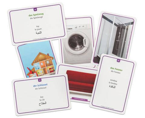 60 Fotokarten Zu Hause - Deutschlernen mit Bildern-4