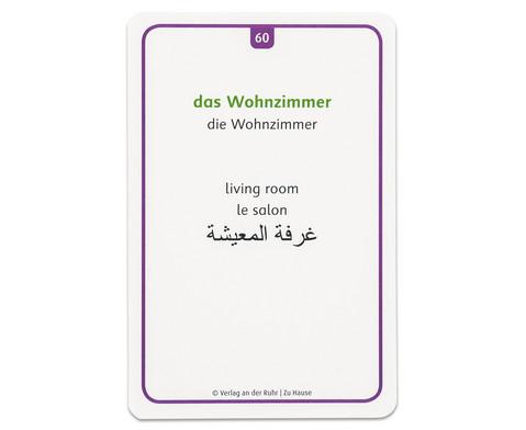60 Fotokarten Zu Hause - Deutschlernen mit Bildern-6