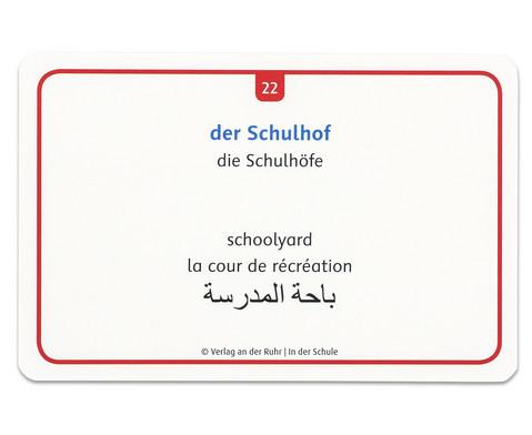 60 Fotokarten In der Schule - Deutschlernen mit Bildern-8
