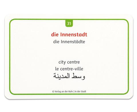 60 Fotokarten In der Stadt - Deutschlernen mit Bildern-7