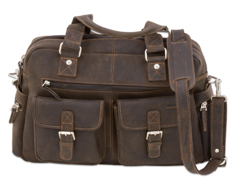 Businesstasche XL aus Bueffelleder-8