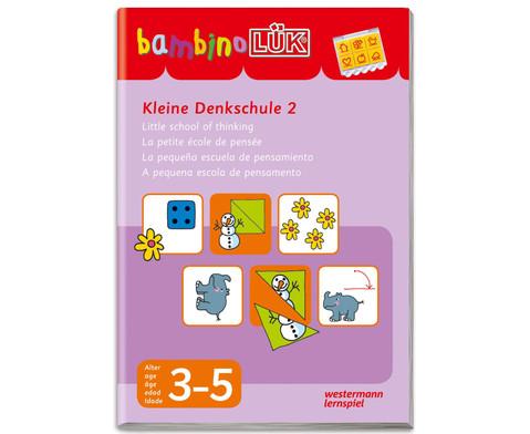 bambinoLUEK - Die kleine Denkschule 2