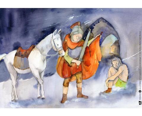 Bildkarten 24 Heilige und Schutzpatrone fuer unsere Jahreskrippe-2