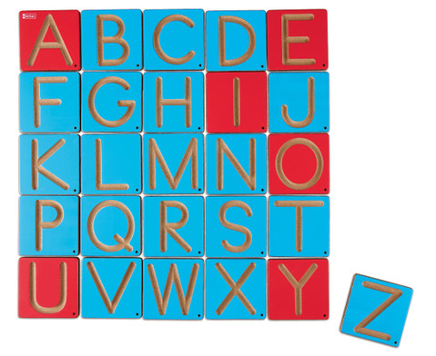 Schreibspuren - Grossbuchstabenkaertchen-1