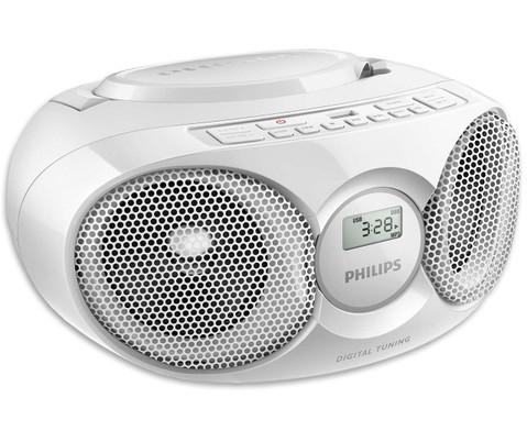 Philips CD-Soundmachine AZ318W-2