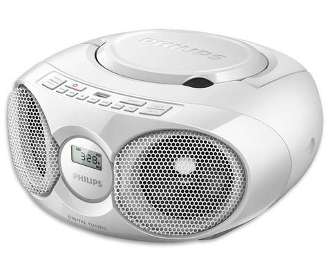 Philips CD-Soundmachine AZ318W-3