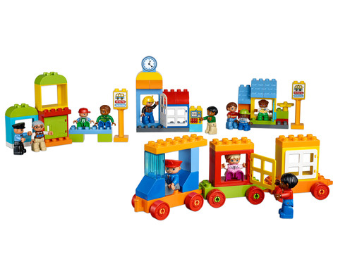 LEGO DUPLO Unsere Stadt-5
