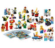 LEGO® Minifiguren-Set Gemeinschaft