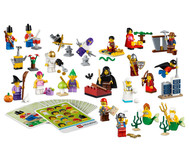 LEGO Minifiguren Set Fantasiewelt