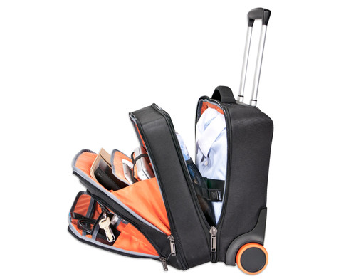 Everki Journey Laptop Trolley-16