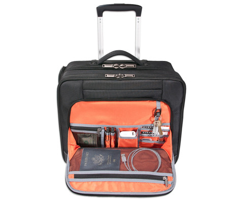 Everki Journey Laptop Trolley-17