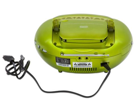 CD Boombox SCD5100  gruen-3
