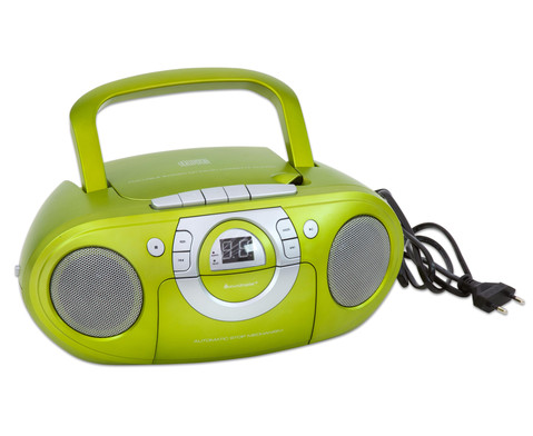 CD Boombox SCD5100  gruen-4