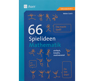 Buch: 66 Spielideen Mathematik