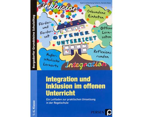 Integration und Inklusion im offenen Unterricht-1
