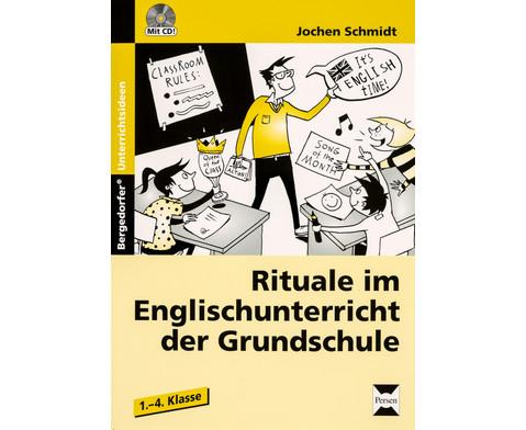 Rituale im Englischunterricht der Grundschule-1