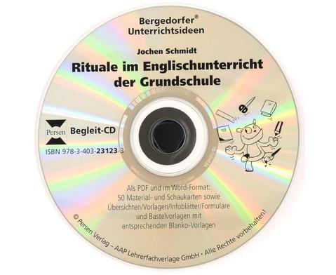 Rituale im Englischunterricht der Grundschule-3