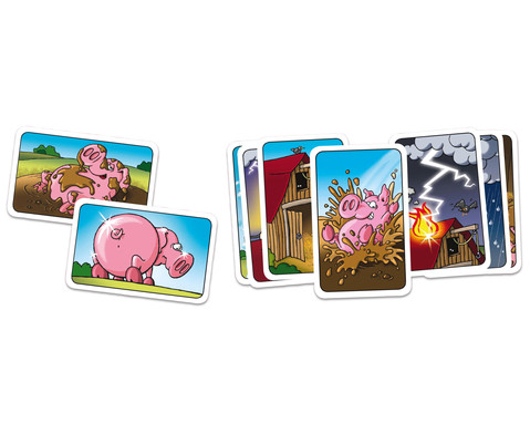 Kartenspiel Drecksau-2