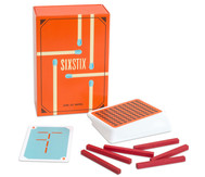 SixStix - knobeln und spielen mit Streichhölzern