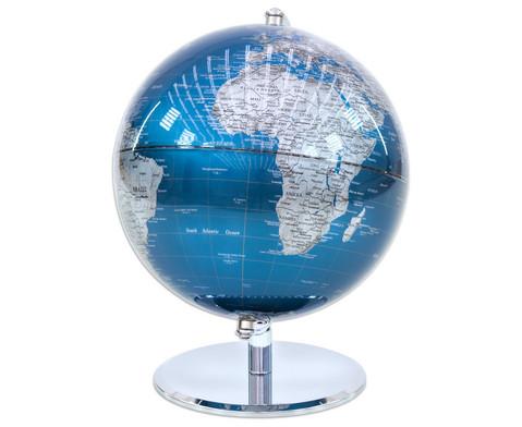 Globus Blueplanet Hoehe 30 cm Durchmesser 24 cm-3