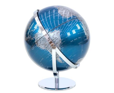 Globus Juri blue Hoehe 36 cm Durchmesser 30 cm-2