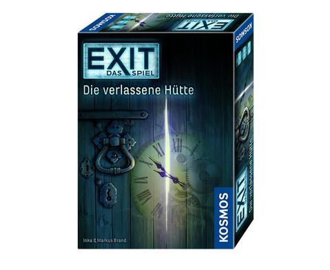 Exit das Spiel - Die verlassene Huette-1