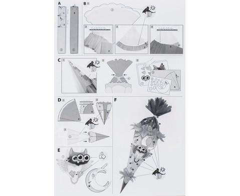Schultueten-Komplett-Set Motiv waehlbar-10