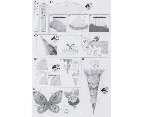 Schultueten-Komplett-Sets verschiedene Motive-16